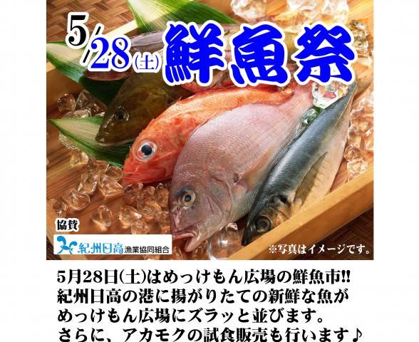 毎週火曜日鮮魚祭り copy